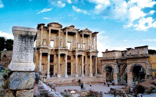 The ancient Roman city in Turkey is a sighting not to be missed