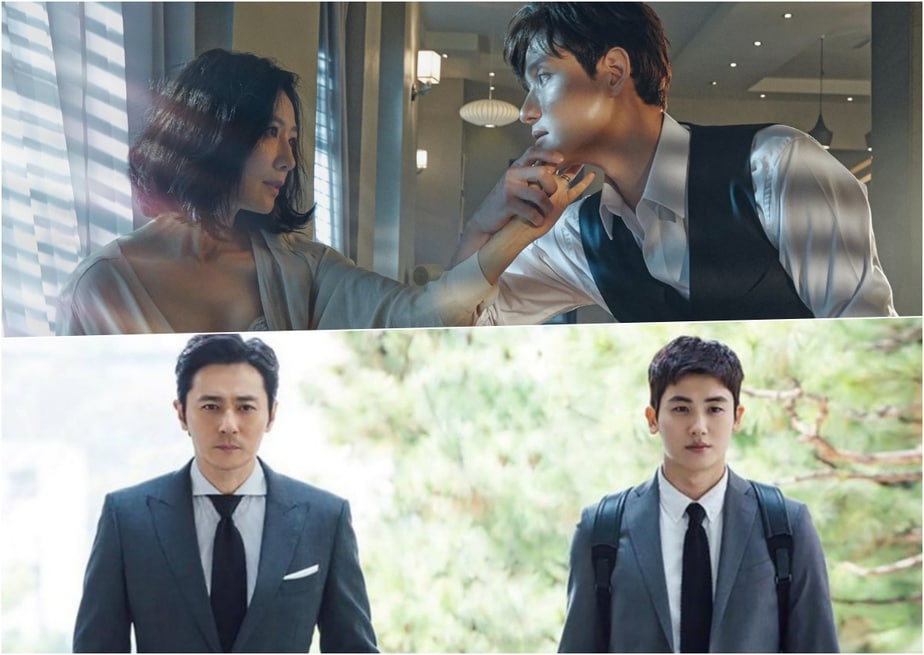 k-drama suits world of the married