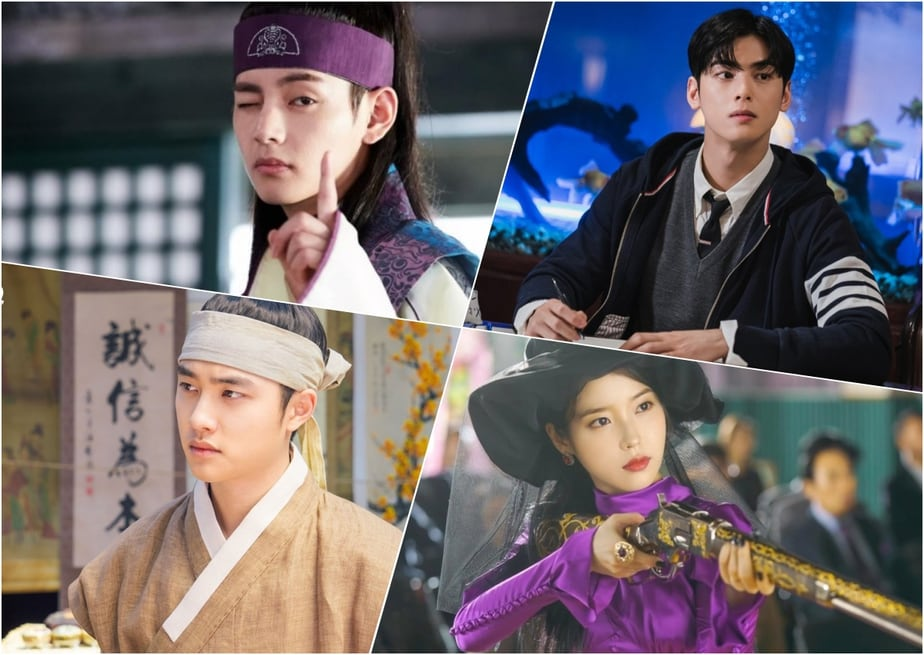 8 K-Dramas That Feature Your Favorite Idols
