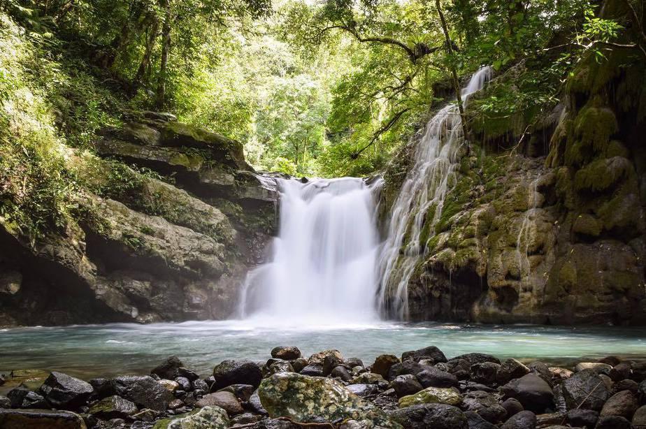 Kinabuan Falls Rizal
