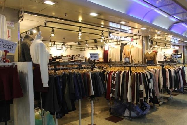 Bupyeong Underground Mall