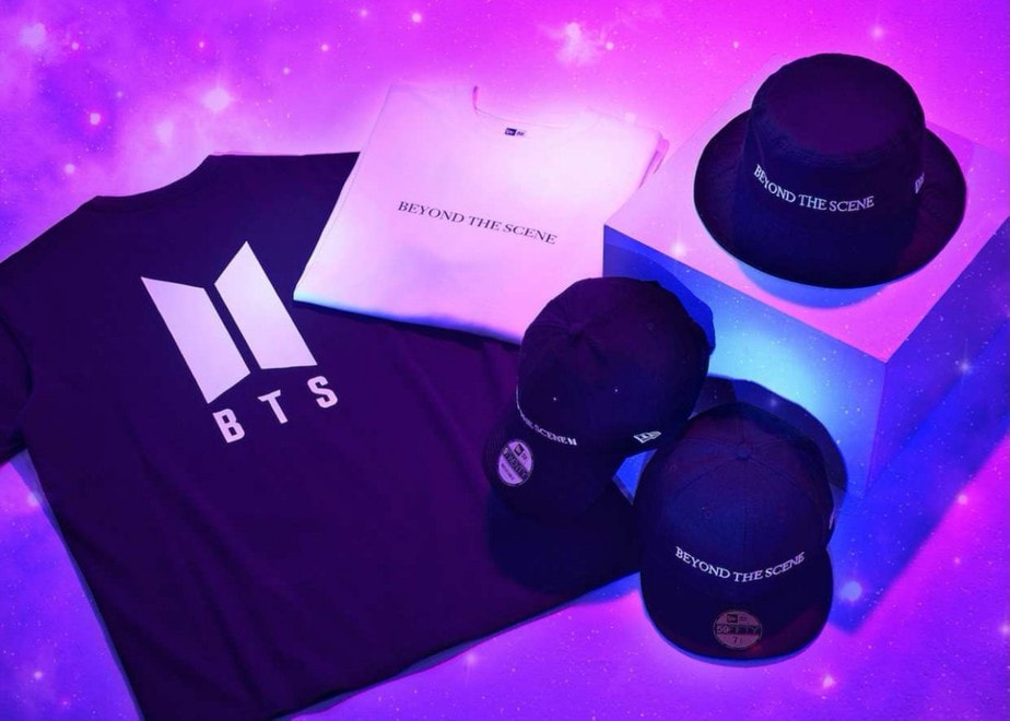 You Can Now Cop BTS x New Era Cap Collab Gear On KKday!
