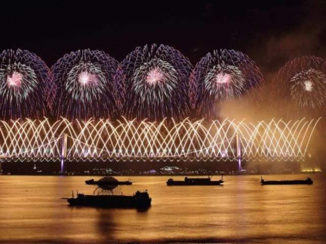 Busan Fireworks Festival To Light Up The Night Sky Once Again This Weekend