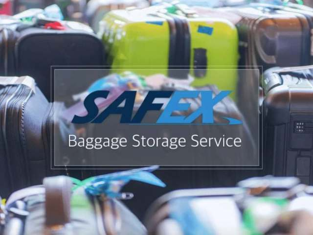 5 Things You Should Know About Safex Luggage Storage Service
