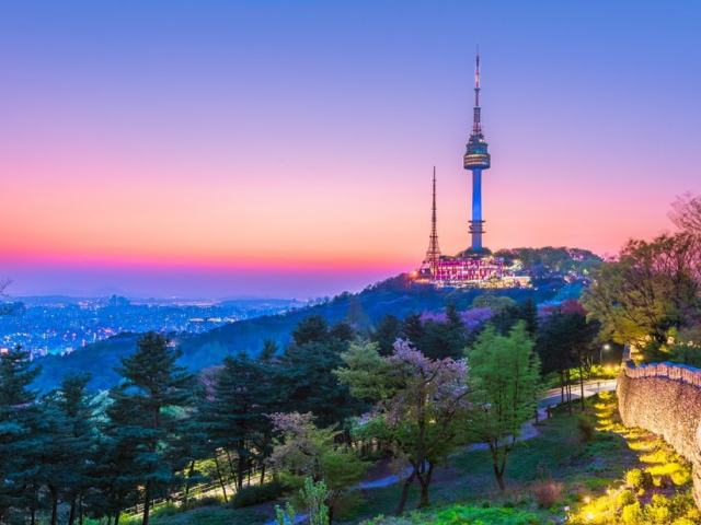 Things to Do at N Seoul Tower and Around