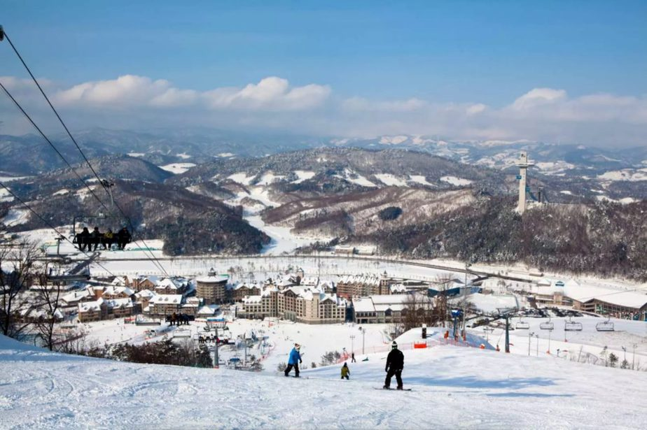 Super Fun Things To Do in South Korea This Winter