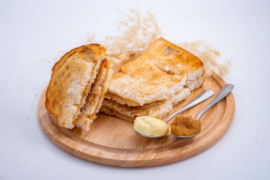 Penang Kaya Toast