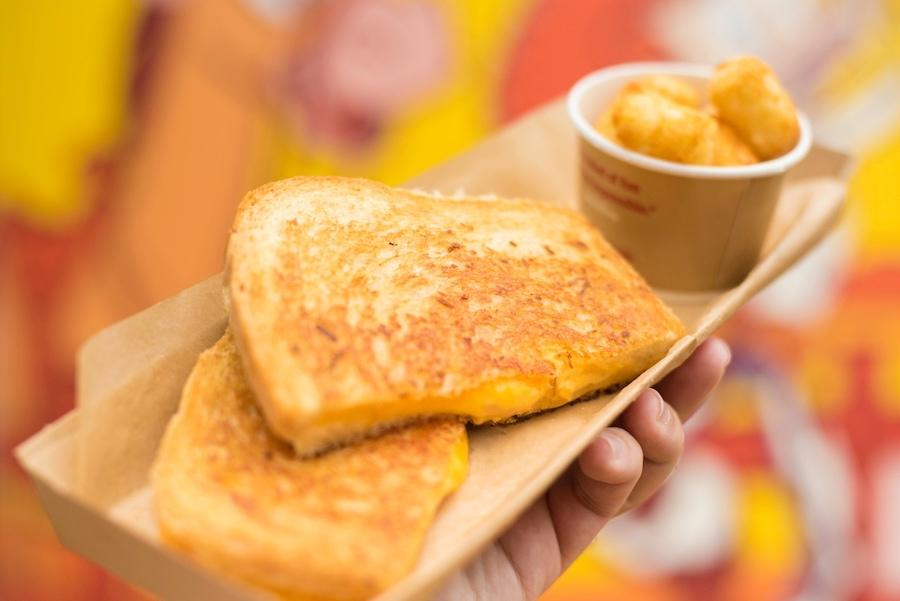 Disneyland Grilled Cheese