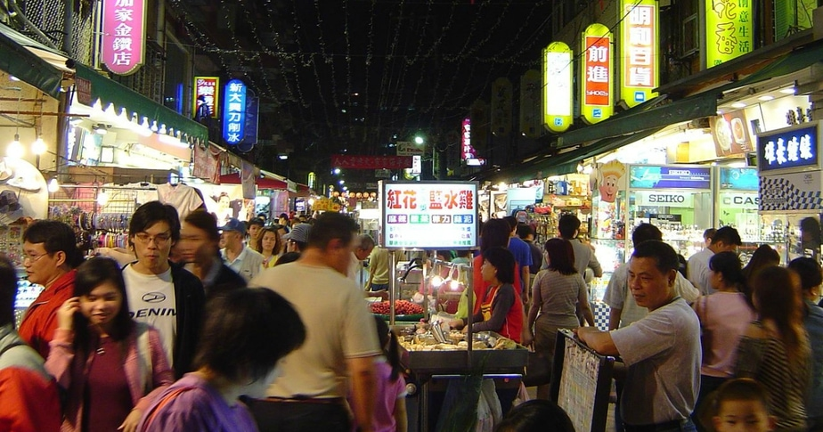 The Best Night Markets in Taiwan