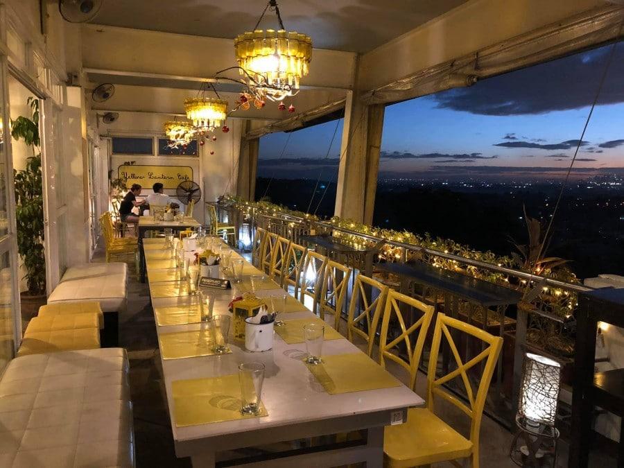 Yellow Lantern Café Antipolo
