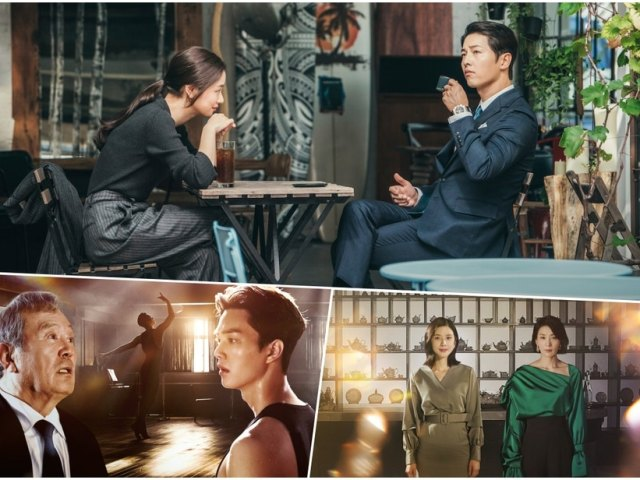 10 Best K-Dramas From The First Half of 2021