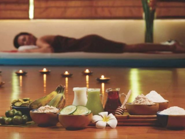 Experience Fusion Spa Therapies In This Resort In Cebu