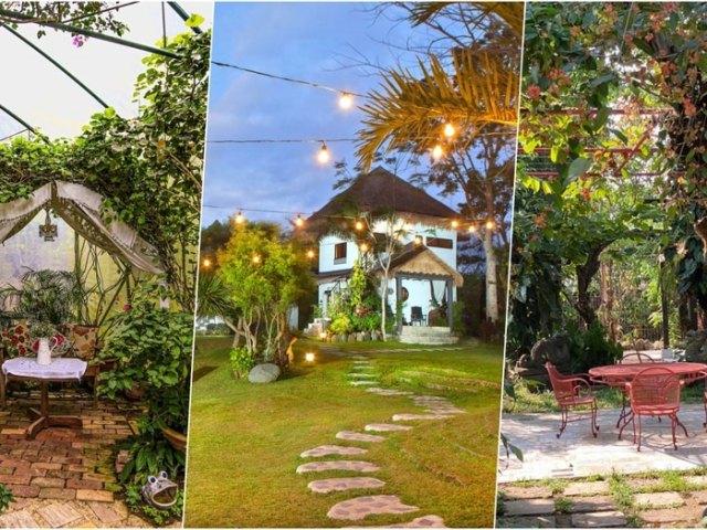 IG-Worthy Garden Restaurants Near Metro Manila