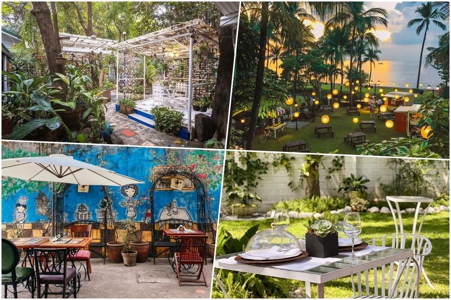 10 Instagrammable Al Fresco Restaurants In Metro Manila