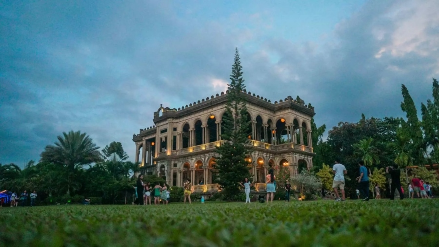 Bacolod The Ruins Talisay Negros
