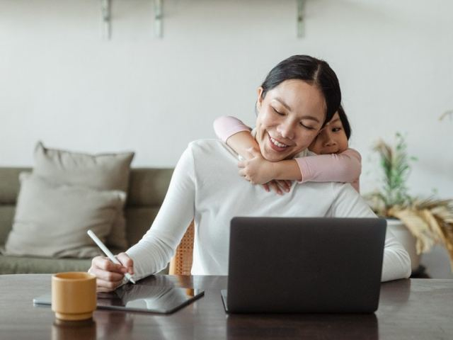 Work From Home Tips From Real Moms