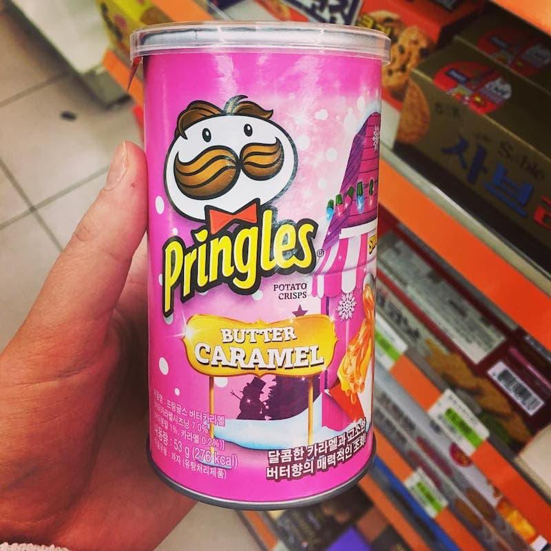 Butter Caramel Pringles