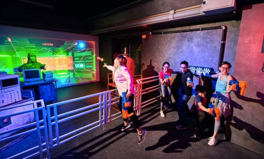 nerf action experience ticket discount