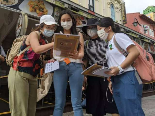 Rediscover Singapore's Chinatown Through This Thrilling Outdoor Escape Room Game