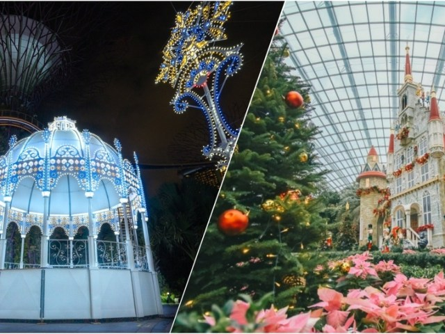 How To Have A Dazzling Holiday At Gardens By The Bay