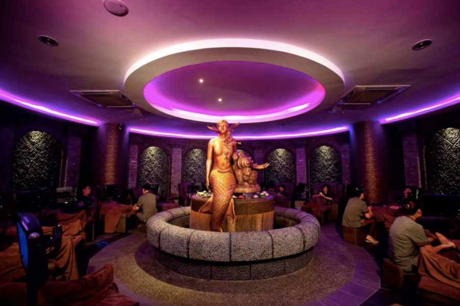 g.spa relaxation centre
