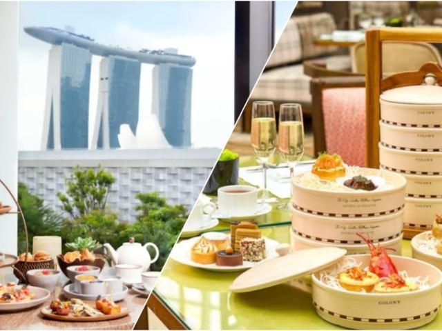 Top Tea Experiences in Singapore