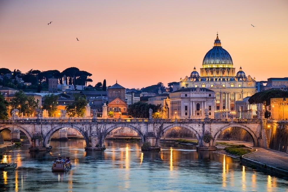 6 Valentine's Day Getaway Ideas: Rome, Italy