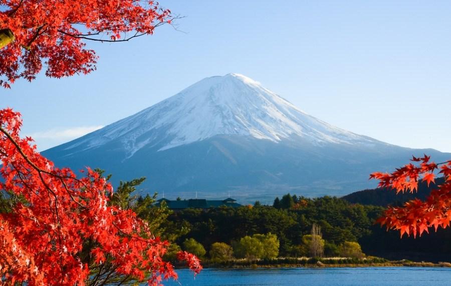 Autumn in Japan: Mt. Fuji