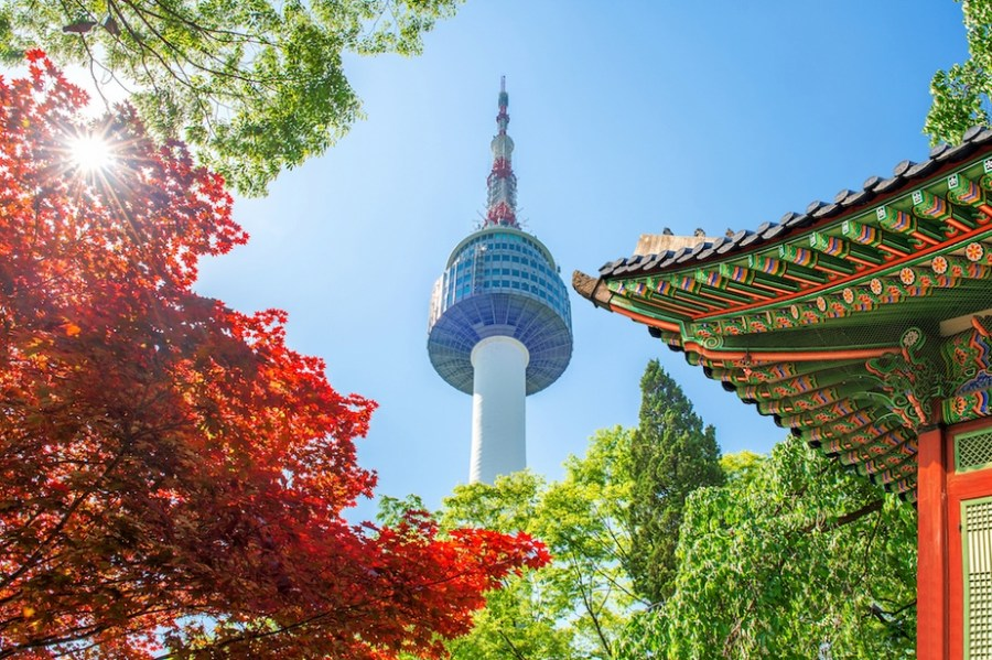 K-Pop Itinerary: N Seoul Tower