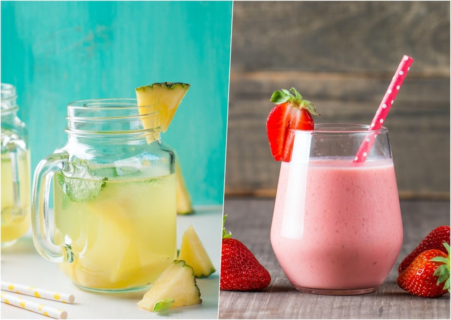 6 DIY Drinks You Can Make At Home To Beat The Summer Heat