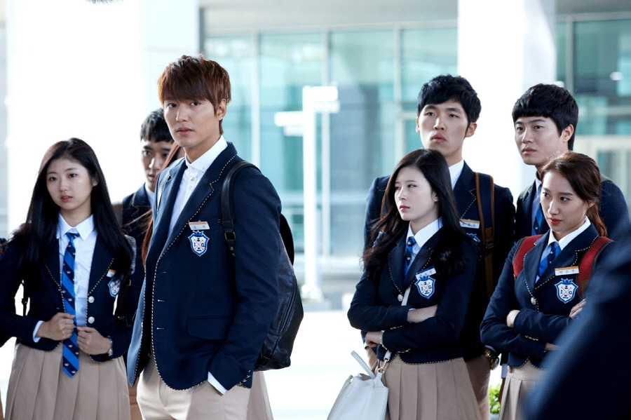 SBS The Heirs
