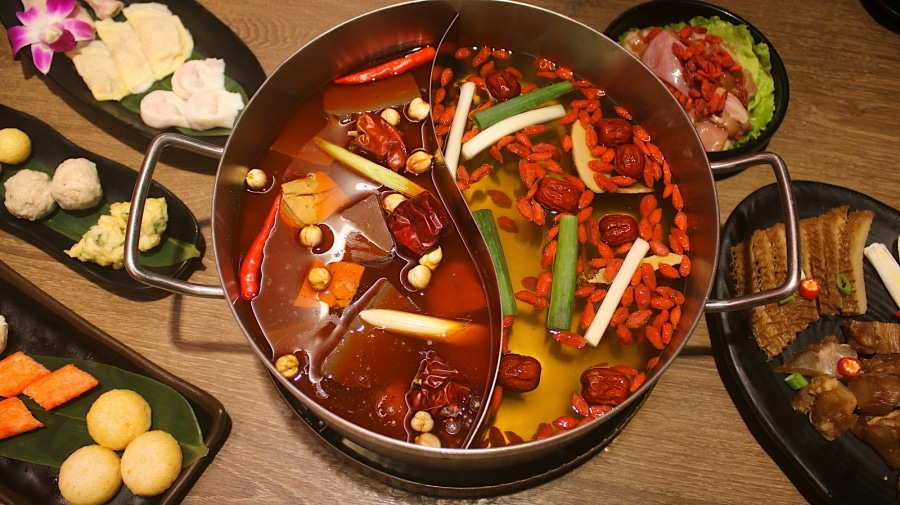 Mala Hot Pot for Best Spicy Hot Pot in Taipei