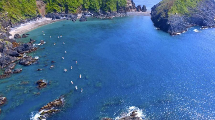 Stand Up Paddleboard or SUP in Yilan