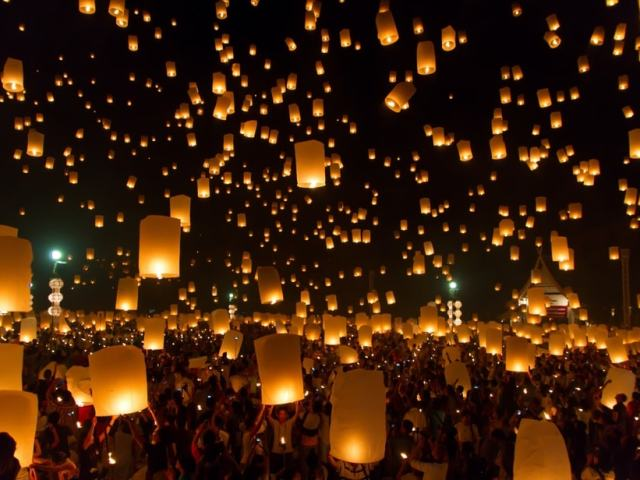 Pingxi's Sky Lantern Festival Is Happening This Weekend: Here's What You Should Know Before You Go