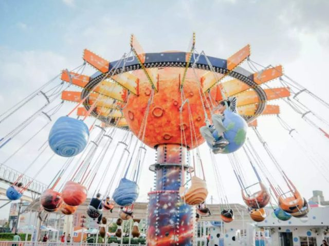 Relive Childhood Thrills And Joys At These Theme Parks In Taiwan