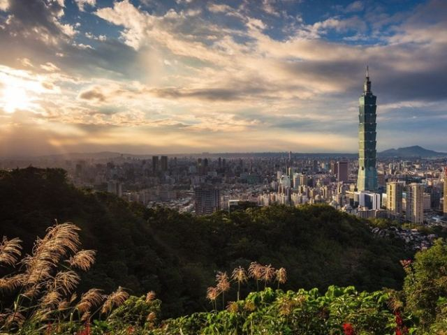 Parks In Taipei To Take A Breather From The City Life
