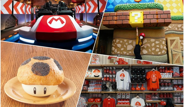 2021 Super Nintendo World Unboxing|Newly-Opened Universal Studios Japan Attractions: Super Nintendo World, Mario Kart, Must-Eat Foods & Merch