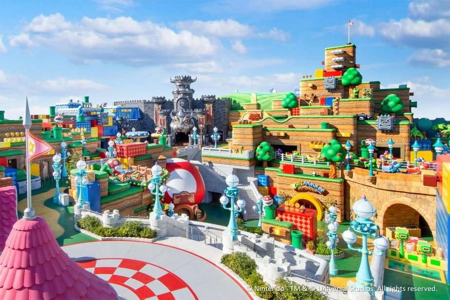 Rides And Attractions We're Excited To See In Super Nintendo World
