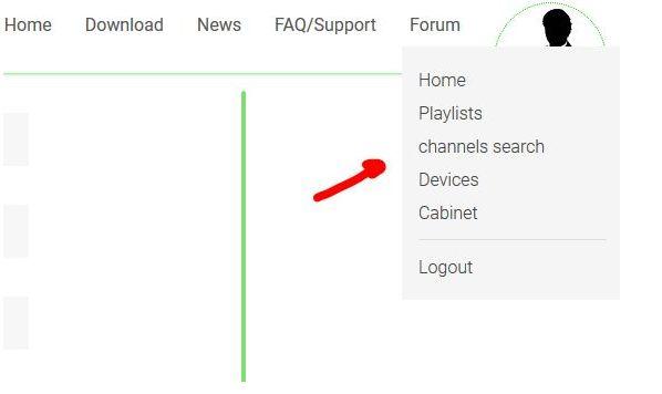 SS IPTV DISAPPEARED – OTTPLAYER – NEW APP IPTV FOR SAMSUNG
