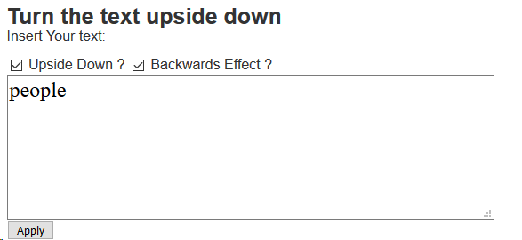 upside down text utility free
