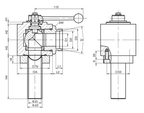 High pressure ball valve|Check Valve|Flooding Valve