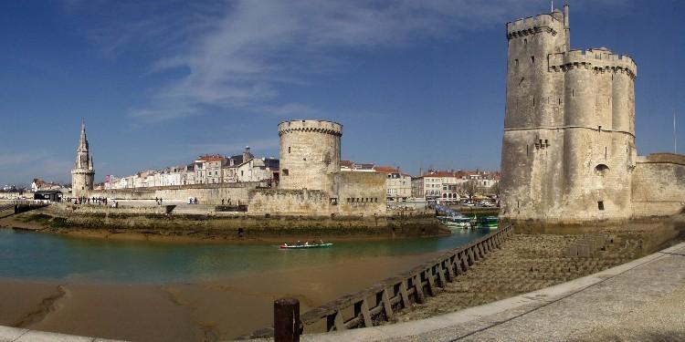 La Rochelle. Historic Town - Visiting Poitou Charente
