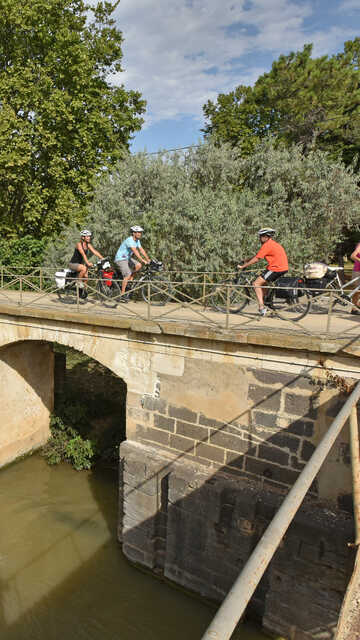 Canal Du Midi A Velo : canal, Canal