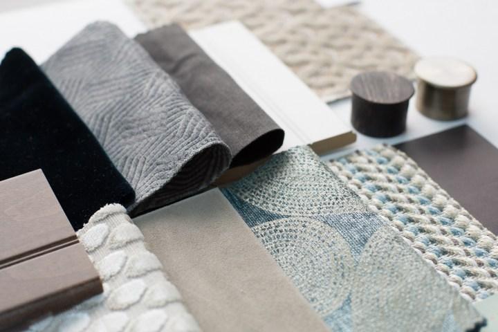 Interior design Lanaudiere fabrics