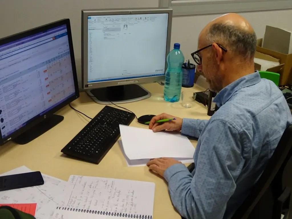 Dessinateur projeteur, bureau d'études mécaniques