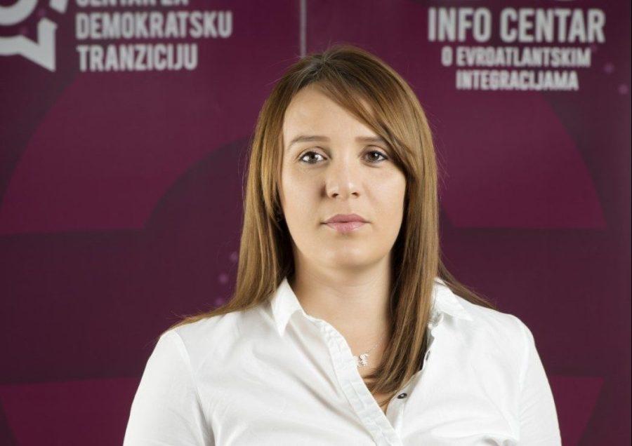 Biljana  Pejović
