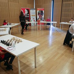4 Way Chess Online Fluorescent Light Fixture Parts Diagram Simultaneous Blindfold Exhibition In Maribor | Chessbase