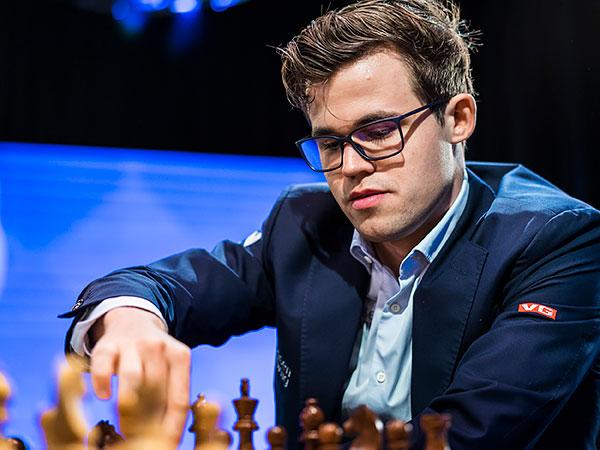 Grand Chess Tour Paris Magnus Carlsen Dominates ChessBase