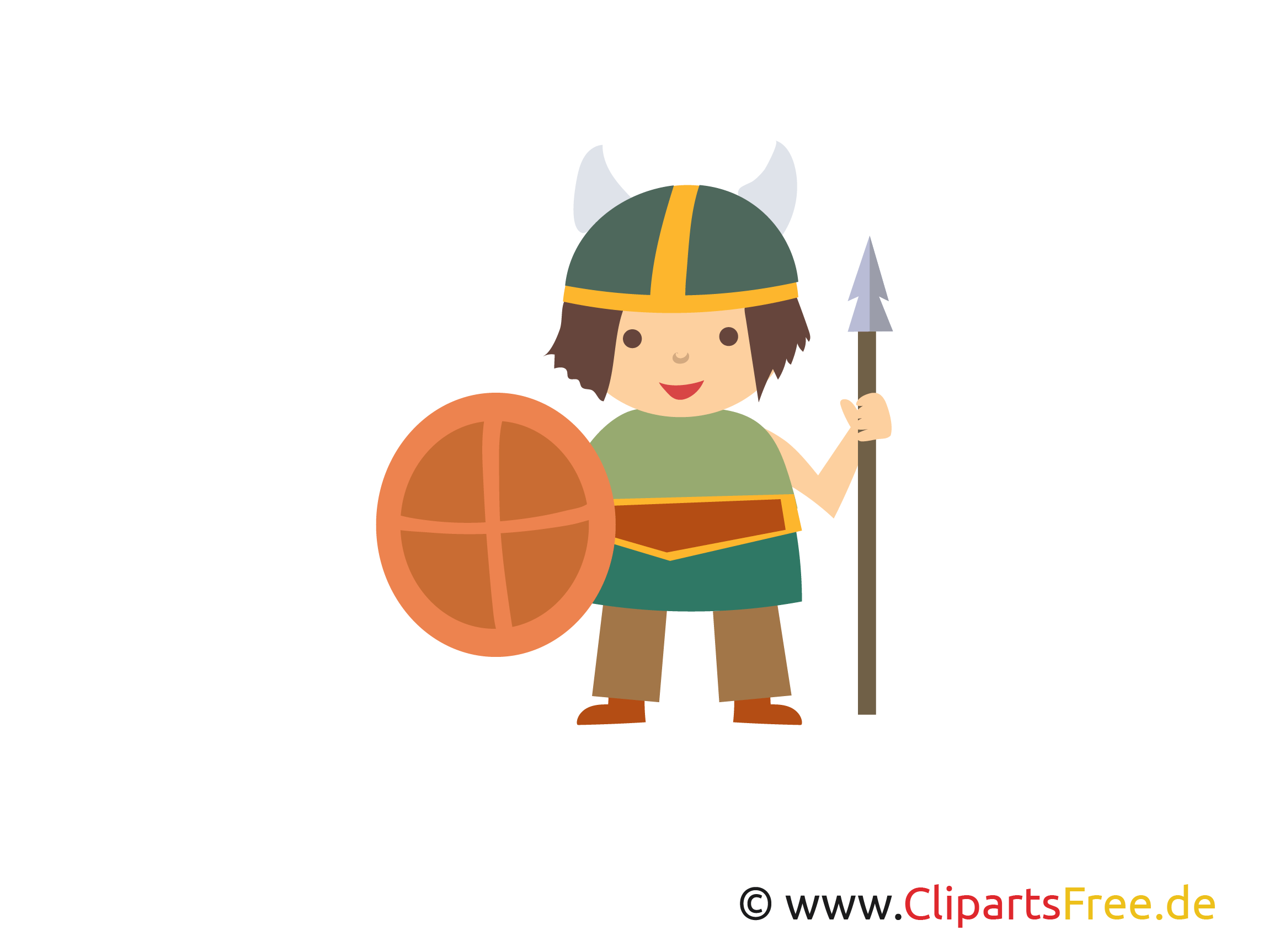 Viking Clip Art High Resolution For Free