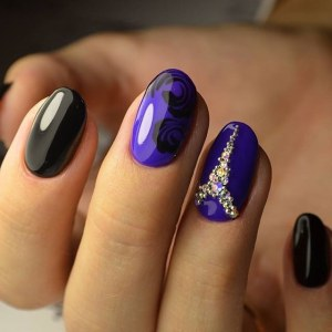 Oval Manicure Nails Ideas